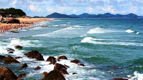 【海陵岛】<阳江海陵岛2日游>阳江海陵岛、欢乐黄金海岸冲浪、马尾岛海湾、梅家大院