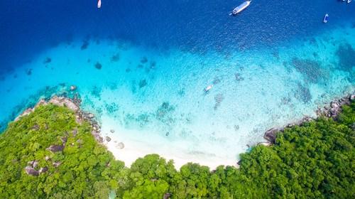 【泰国】[当季]<泰国-普吉岛6日游>深圳直飞、全程0自费、三天出海、大小皮皮岛浮潜、天堂湾、蓝钻珊瑚岛、攀牙湾、精油SPA、升级一晚五星度假酒店