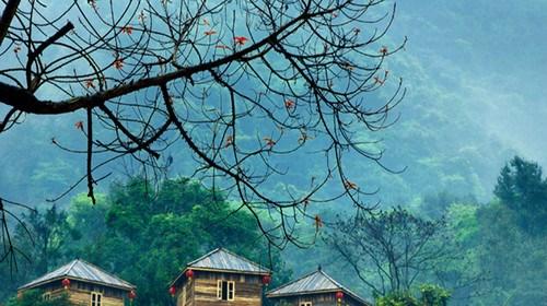 【清远】<英德九州驿站-树上彩虹温泉-九重天2日游>春季踏青、奇洞探索