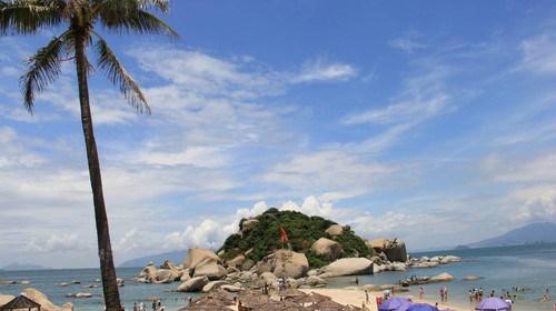【巽寮湾】[当季]<惠州巽寮湾2日半自助游>单跟车往返,海滨度假直通车