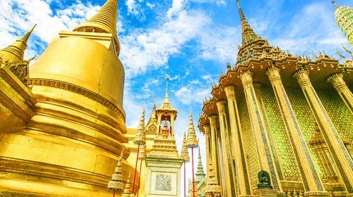【泰国】[端午]<泰国曼谷-芭提雅-沙美岛5晚6日游>0自费,5千人热销线路,沙美岛出海,逛皇宫、拜千佛,骑大象、76楼空中自助餐,与公主号人妖热舞