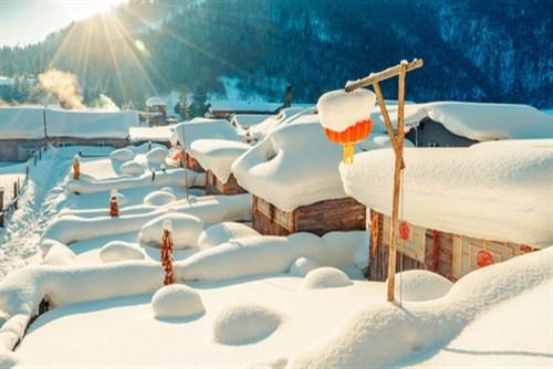哈尔滨5日游_去东北滑雪旅游_去东北滑雪旅游要多少钱_深圳到东北滑雪旅游报价