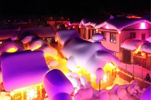 哈尔滨5日游_报团去东北亚布力滑雪旅游报价_从东莞到东北亚布力滑雪旅游_东北亚布力滑雪九日旅游