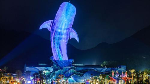 [当季]<珠海-广州3日游>长隆双园、海洋王国及野生动物园/欢乐世界二选一、船游珠江两岸璀璨夜景、全程精华景点 、酒店休闲纯玩