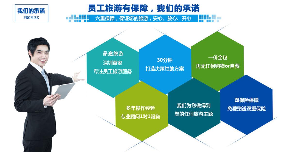 深圳品途国际旅行社,专注于企业包团旅游、拓展培训!